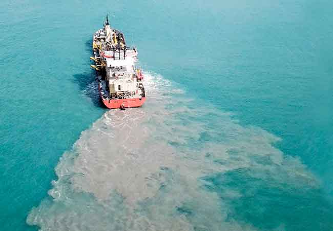 MARPOL Sewage Pollution