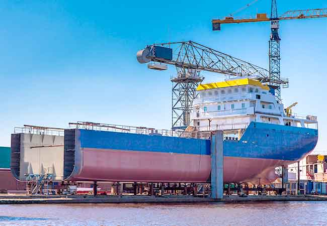 Shipbuilding and Repair Quality Standards