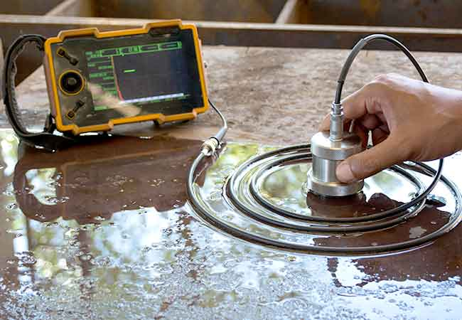 NDT – Ultrasonic Testing